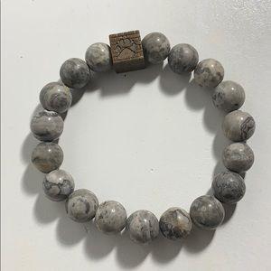 Jewelry - Grey Stone Bracelet